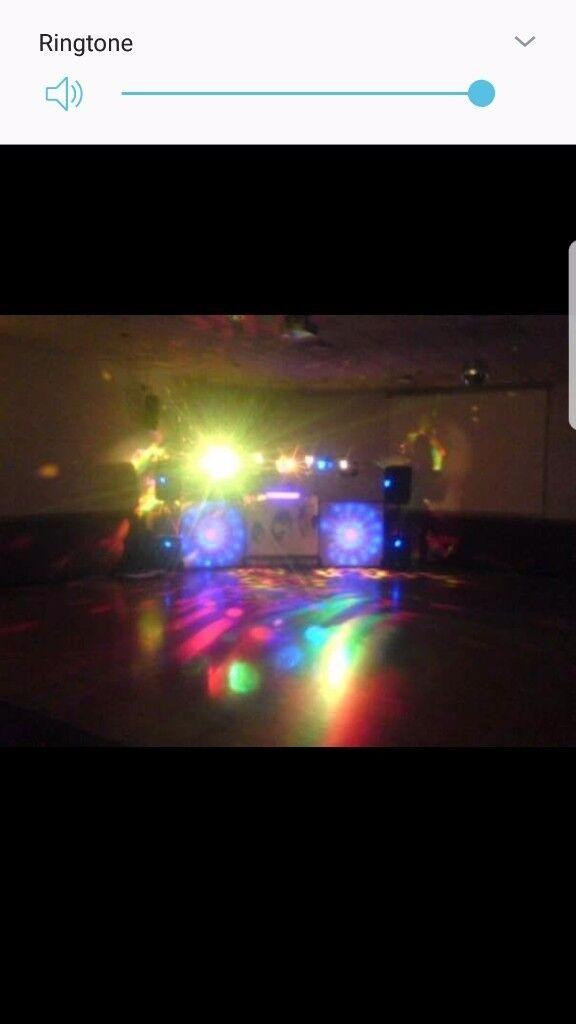 Moblie disco full setup for sale