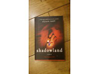 SHADOWLAND HARDBACK BOOK BY ALYSON NOEL - THE IMMORTALS SERIES