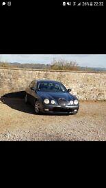 Jaguar S type 3.0 v6 auto NAV