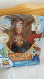 2 jessie dolls 1 woody doll