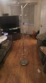 Metal Coat and shoe stand