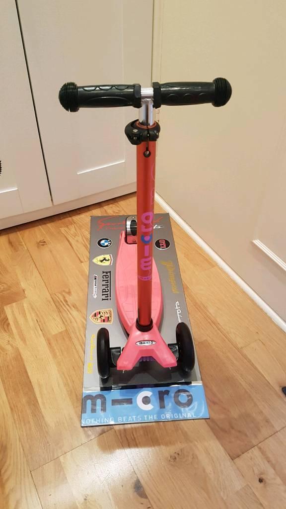 Micro maxi scooter 9