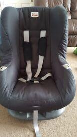 REDUCED Britax car seat