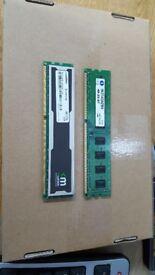 8 GB DDR3 Memory