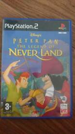 Peter pan the legend of never land *just case*