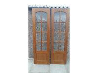 Internal french doors