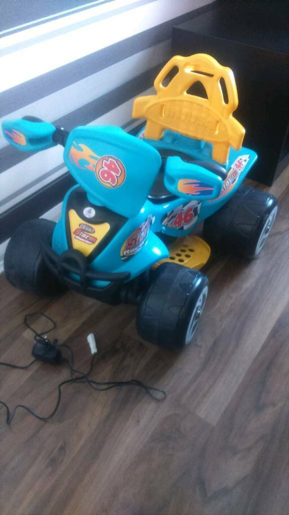 Toddler Quad Bike In East End Glasgow Gumtree