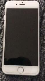 Apple I phone 6 16gb Vodafone 3 months old! Like new mobile phone