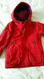 Boys Next jacket size 4-5 years