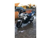 Yamaha FZS600 Fazer breaking complete running bikes for parts