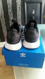 New in box Adidas black