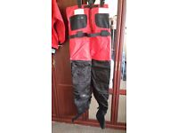 Flood and Wader Suit 2 Piece