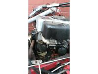 parts for countax tactor ,petrol engine 13,0hp and ect