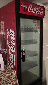 Coca Cola fridge ❄️ refrigerator drinks