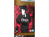 The Omen Pentology DVD boxset (6 discs, 5 films) - Excellent condition - PRICE REDUCED