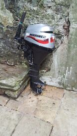 Outboard mariner 9.9