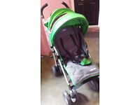 Chicco Multiway Evo Complete Stroller - Wasabi BUGGY