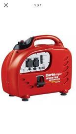 Generator like new