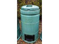 330 Litre garden composter / compost bin £5