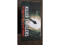 7 Books in box (Killer Thrillers )