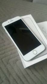 Apple iphone 7 32 gb Silver mint condition