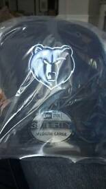 BRAND NEW NBA Memphis Grizzlies cap