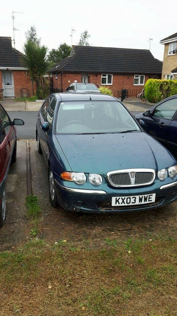 Rover 45 2.0 tdi great condition may swap