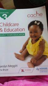 LEVEL 3 CHILDCARE BOOK