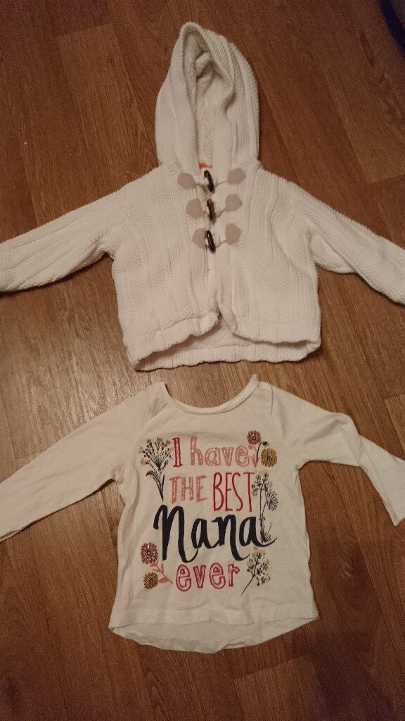 740758bcb196 Bundle of baby girls 9-12 month clothes including snowsuit great quality
