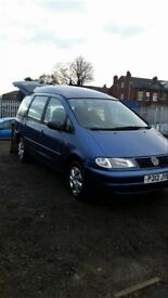 VW SHARAN WHEELCHAIR ACCESSIBLE DISABLED VEHICLE AUTOMATIC