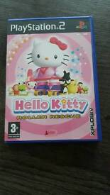 Hello kitty roller rescue for playstation 2