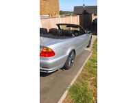 """x reg bmw e46cab long mot vgc summer on way may swap or part x can add up 2 £2000 look look look"""""""