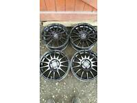 Corsa alloy wheels alloys