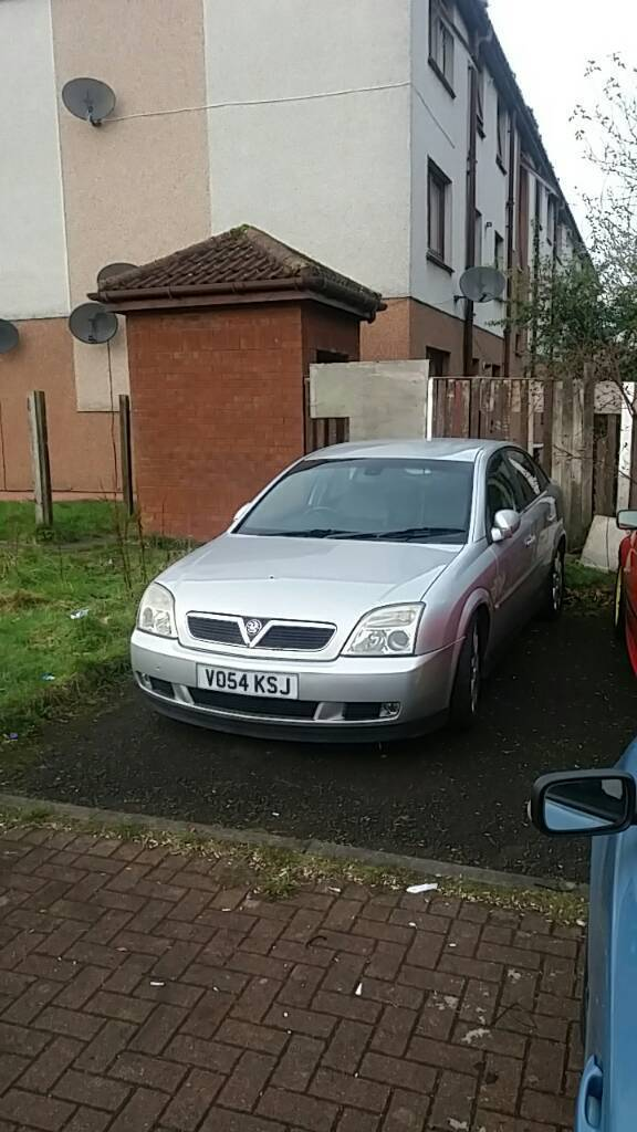 Vauxhall Vectra 2.0 tdi spares or spares