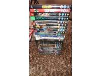 Super Hero Collection DVDS