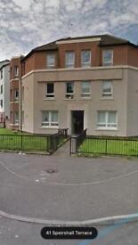 I've a very beautiful 2 bedroom ground floor in Yoker Glasgow