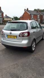 Volkswagen Golf Plus S