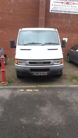 Iveco daily for sale run wery well