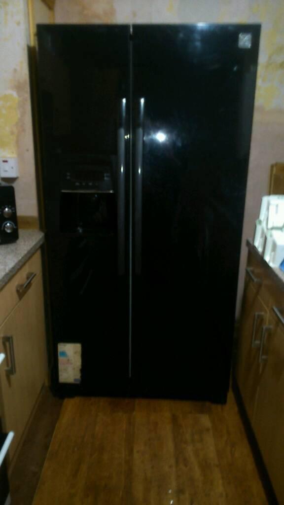 American fridge freezer in working order