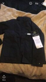 Men's stone island jacket medium