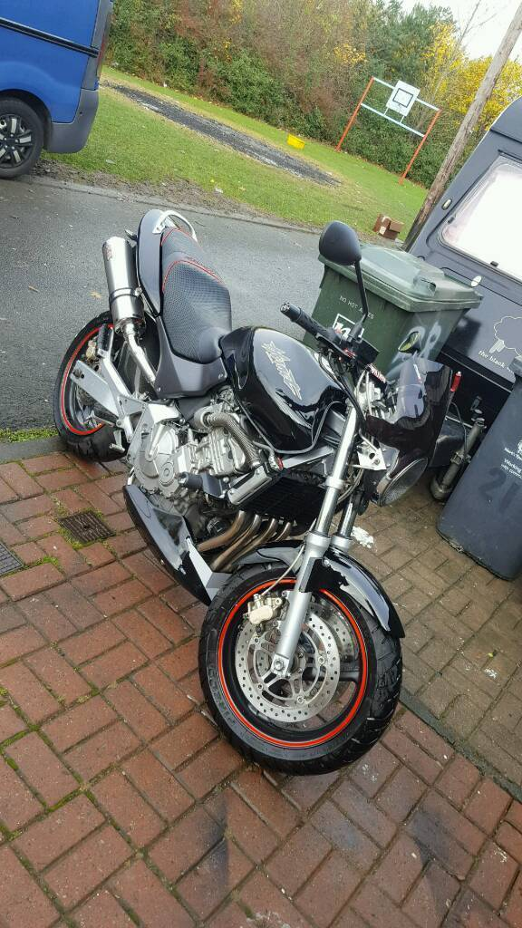 Honda hornet 600 immaculate condition may px swap