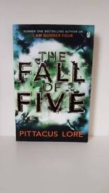 The Fall Of Five (#4 Pittacus Lore series)