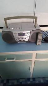 Sony Portable Digital Radio and CD Cassette Recorder £80 ONO