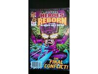 Marvel heroes reborn #16