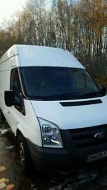 ford transit lwd hitop