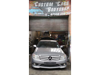 Custom Cars Body Shop