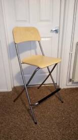 Bar Stool / Chair From IKEA