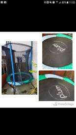 Early learning trampoline