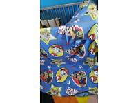 Paw patrol double sided single duvet cover and pillow case