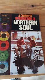 Rare northern soul cd set